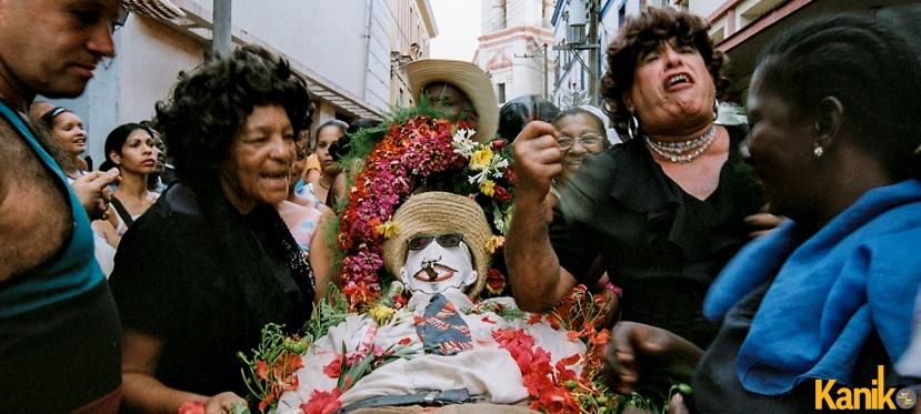 Cubana pagana, Camagüey